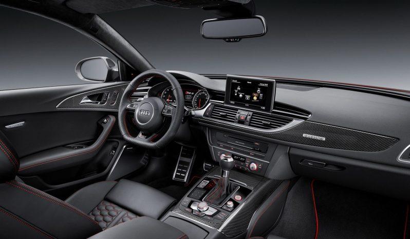 AUDI RS6 4.0 Avant Performance pieno