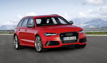 AUDI RS6 4.0 Avant Performance
