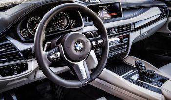 BMW X6 pieno