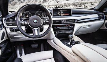 BMW X6 M50 pieno
