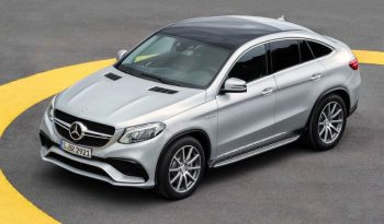 MERCEDES BENZ GLE COUPE' 63 AMG