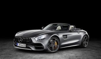 MERCEDES BENZ GTS ROADSTER